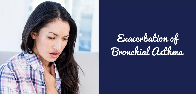 Exacerbation of Bronchial Asthma