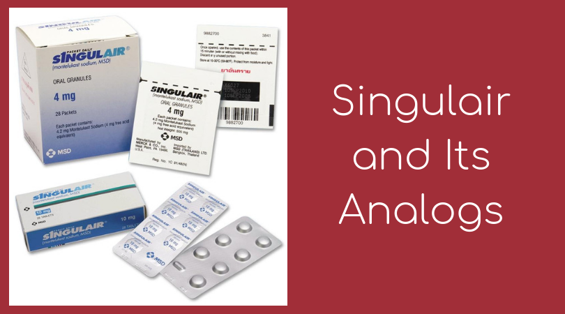 Singulair and Its Analogs